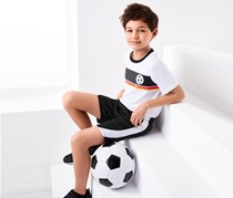 Boys Sport Shorts, Black