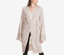 Max Studio London Belted Cardigan, Beige Combo