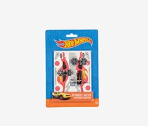 Hot Wheels 3D Model Racers Motorized Function, Red/Black