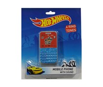 Hot Wheels - Mobile Phone with Sound, Blue