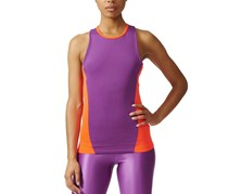Adidas Womens Easy Tank, Purple Combo