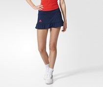 Adidas Women's Tennis Skirt, Navy