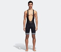 Adidas Mens Adistar CD.ZERO3 Bibshort, Black