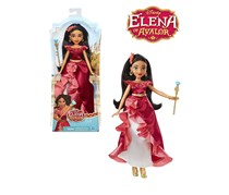 Disney Elena of Avalor - Adventure Dress Doll, Red