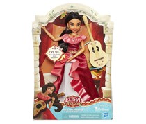 Disney Elena of Avalor, Pink/Red
