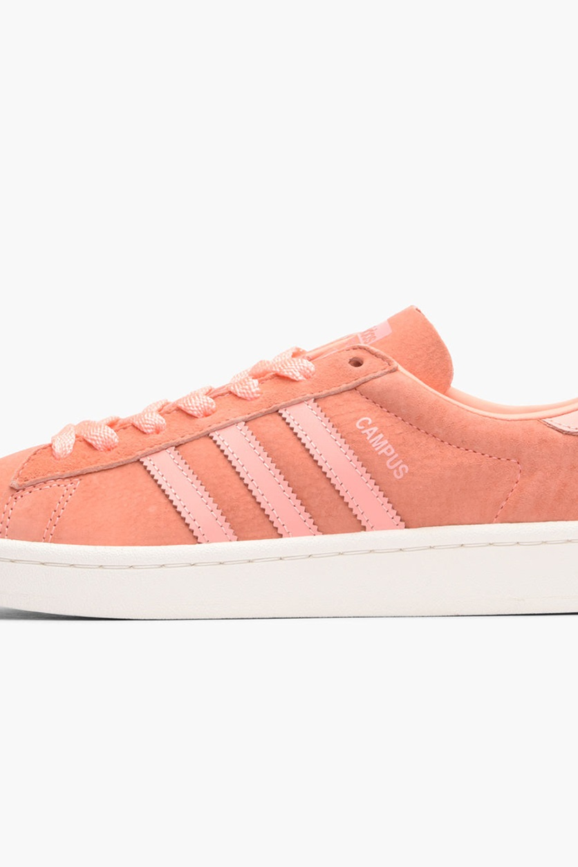 d746529d9aad0 Shop Adidas Adidas Women's Campus W Sneakers, Sun Glow/White for ...