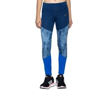 Adidas Girl's YG Tights, Myssblu/Blue
