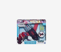 My Little Pony Guardians of Harmony Tempest Shadow Sky Skiff Playset, Purple