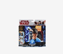Star Wars Force Link Starter Playset, Black/Blue