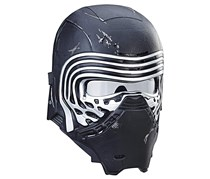 Star Wars The Last Jedi Kylo Ren Electronic Mask, Black