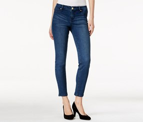 Celebrity Pink Women's Skinny Jeans, Blue Navy