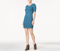 Kensie Striped Sheath Dress, Peacock Combo