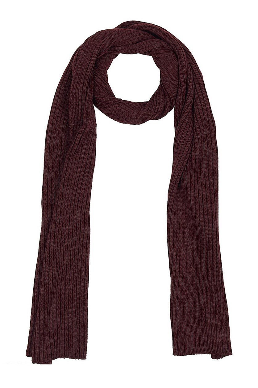 Men's Scarf, Maroon