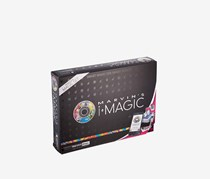 Marvin's iMagic Interactive Box of Tricks Set, Black