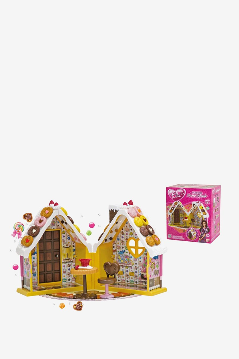 Fulla Play Time Sweet House, Yellow
