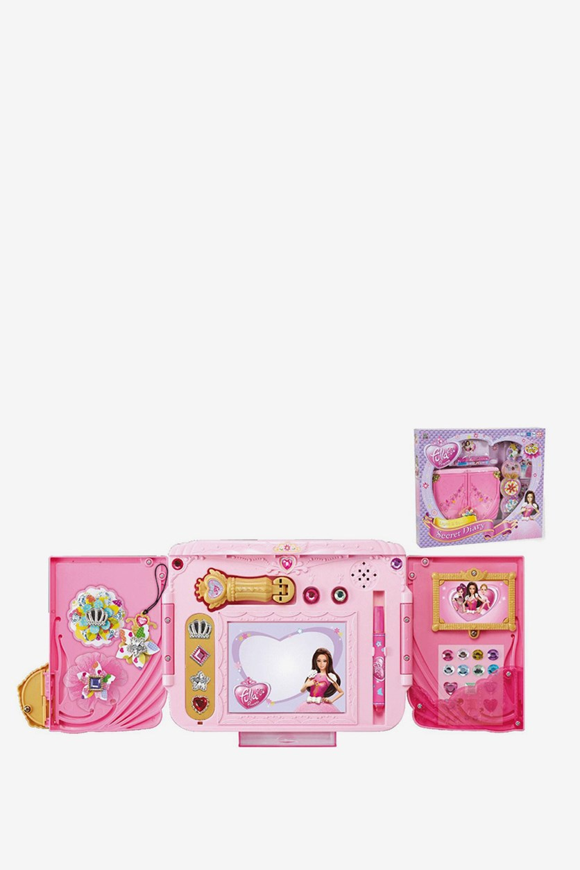 Fulla Princess Secret Diary, Pink