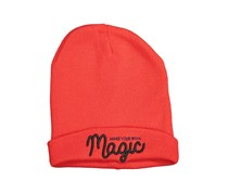 House Women's Make Your Own Magic Beanie, Red