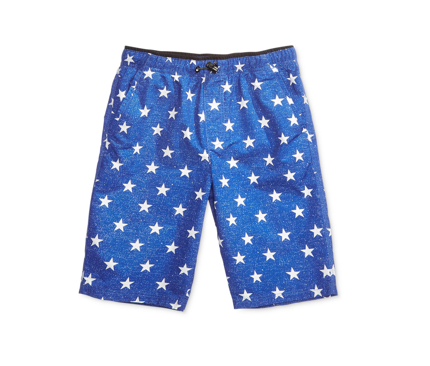 Univibe  Big Boys Graphic-Print Shorts, Blue