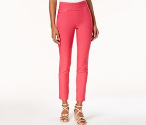 Xoxo Juniors' Colored Pull-On Skinny Pants, Pink