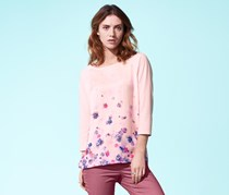 Women's Blouse Top, Pink