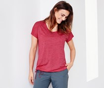 Women's Performance Top, Red