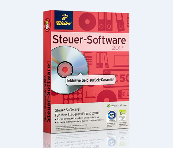 CD Tax Software 2017, Red