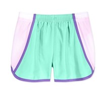 Layer 8 Performance Short, Lime Green