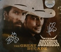 The Great Decade - Best of 2006-2016, Brown