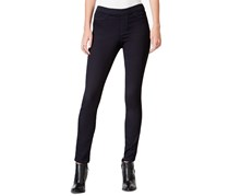 Maison Jules Women's Rinse Jeggings, Navy Blue