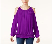 Inc International Concepts Off-The-Shoulder Top, Purple
