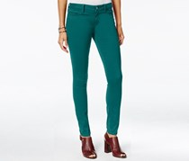 Tommy Hilfiger Women's Sateen Colored Wash Jeans, Green