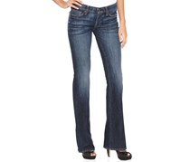 7 For All Mankind Bootcut Jeans, Navy