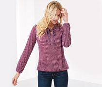 Women's Blouse, Red