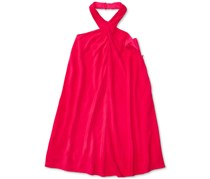 Ralph Lauren Cotton-Gauze Dress, Pink