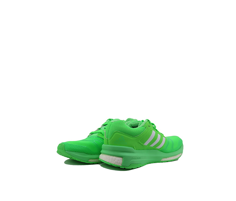 Adidas Women's Running  Sneakers, Lime Green