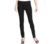 Style & co Women's Skinny Pull-On Jeans, Black Wash