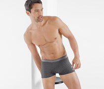 Men's 2 Pairs Of Boxer Briefs, Grey
