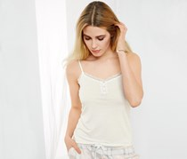 Women's Top, Cream