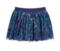 Gymboree Mushroom Girls Skirt, Enchanted Forest