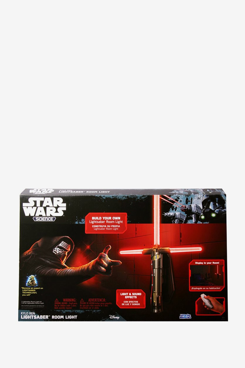 Kylo Ren Lightsaber Room Light, Combo