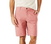 Dockers Mens The Perfect Shorts, Light Red