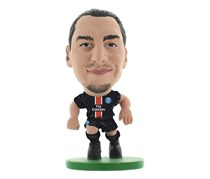 Arsenal Zlatan Ibrahimovic in PSG Home Kit Soccerstarz by SoccerStarz, Blue/Black