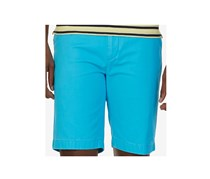 Nautica Men's Shorter Shorts, Calypso Blue