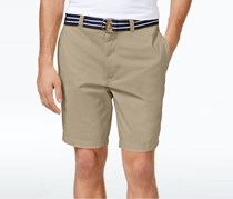 Club Room Mens Flat-Front Shorts, Creek Bed