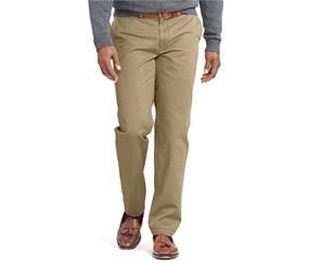 Ralph Lauren Mens Big Tall Classic-Fit Chino Pants, Granary Tan