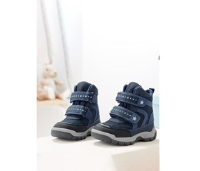 Toddler Boys Thermal Boots, Blue