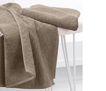 Terry Towels Set of 2, Taupe