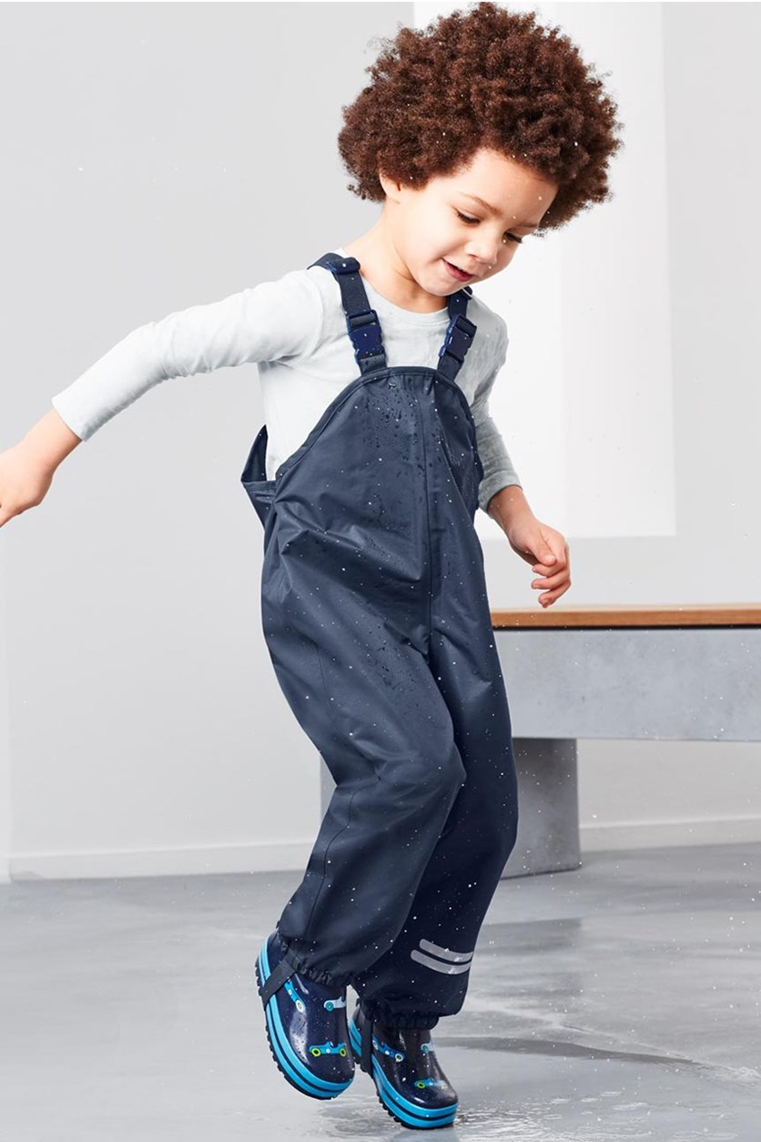 Toddler Rain Trousers, Blue