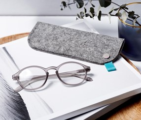 Spare Reading Glasses, Gray