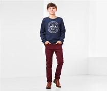 Boys Jeans, Bordeaux